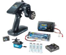 RC-Reflex Pro 3 Elektro Set