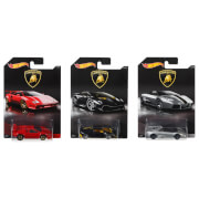 Mattel Hot Wheels Limited Cars Lamborghini, sortiert