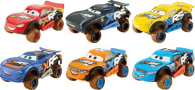 Mattel GBJ35 Cars XRS Schlammrennen Die-Cast Sortiment