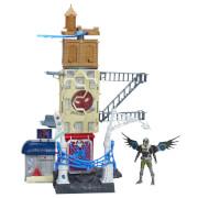 Hasbro B9692EU4 Spider-Man Web City 6 Skyline Action Set