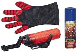 Hasbro E2846E27 Spider-Man Miles Mega Blast Web Shooter mit Handschuh