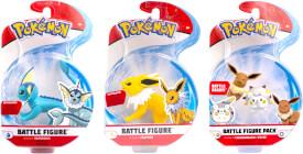Pokémon Battle Figuren Wave 4 sortiert