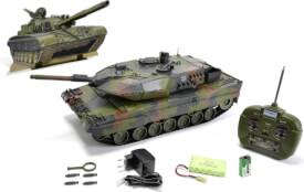 1:16 Leopard 2A5, 2,4 GHz 100% RTR