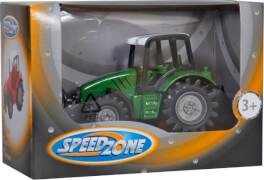 Speed Zone D/C Traktor, Freilauf, 2-fach sortiert, ca. 12,5x6x8,5 cm, ab 3 Jahren (nicht frei wählbar)