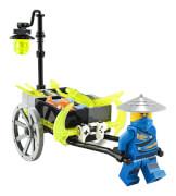 LEGO® NINJAGO 30537 Fliegender Händler Avatar Jay