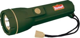 SCOUT Morse - Taschenlampe
