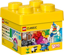 LEGO® Classic 10692 Bausteine-Set, Spielzeug mit Lerncharakter, 221 Teile
