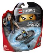 THE LEGO® NINJAGO® Movie - 70634 Spinjitzu-Meisterin Nya, 69 Teile