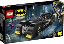 LEGO® Super Heroes 76119 Batmobile?: Verfolgungsjagd mit dem Joker?