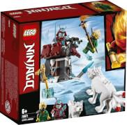 LEGO® Ninjago 70671 Angriff des Eis-Samurai
