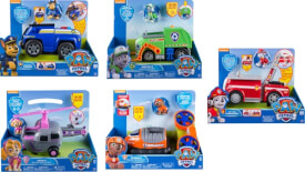 Spin Master Paw Patrol Deluxe Feature Vehicle
