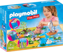 Playmobil 9330 Play Map Feenland