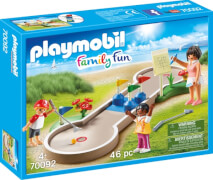 Playmobil 70092 Minigolf