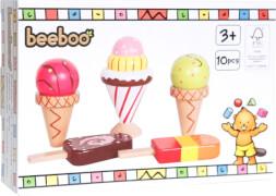 Beeboo Eistüten-Set, 5-teilig