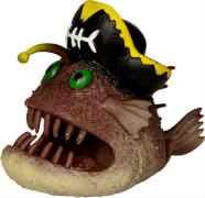 Die Spiegelburg - Capt'n Sharky Handpuppe, Tiefsee-Fisch