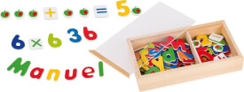 GoKi Magnet-Alphabet und Zahlen