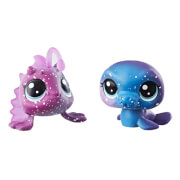 Hasbro E2128EU4 Littlest Pet Shop Kosmisches Pärchen