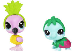 Hasbro E5216EU4 Littlest Pet Shop Wackelköpfe in der Dose
