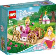 LEGO® Disney Princess# 43173 Auroras königliche Kutsche