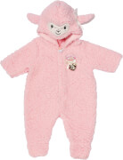 Baby Annabell Deluxe Schaf Overall 43 cm