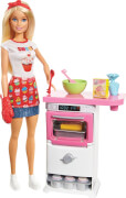 Mattel Barbie - Cooking & Baking Bäckerin Spielset