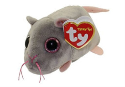 TY Miko,Maus grau 10cm