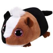 TY Teeny Tys - Meerschweinchen Theo, Plüsch, ca. 5x10x6 cm