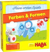 HABA Meine ersten Spiele  Farben & Formen