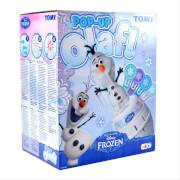 TOMY T72389 Disney Frozen - Die Eiskönigin Pop Up Olaf!