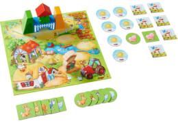 HABA Meine ersten Spiele - Spielesammlung Bauernhof