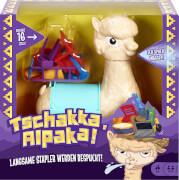Mattel GGB43 Hackin' Packin' Alpaca
