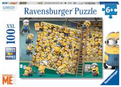 Ravensburger 107858 Puzzle Minions 100 Teile