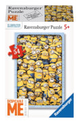 Ravensburger 094837 Kinderpuzzle Minions Minipuzzles 54 Teile
