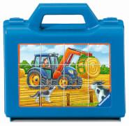 Ravensburger 024327 Puzzle Bauernhoffahrzeuge 12 Teile
