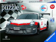 Ravensburger 11147 Puzzle 3D Porsche GT3 Cup 108 Teile