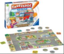 Ravensburger 00848 tiptoi® Fahrzeuge in der Stadt