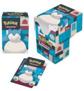 Ultra Pro Pokémon Snorlax Deck Box