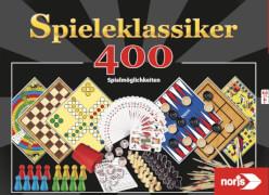 Noris  Spieleklassiker - 400 Spielmöglichkeiten