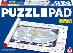 Schmidt Puzzle 57988 Puzzlepad für Puzzles bis 3000 Teile, ab 9 Jahre