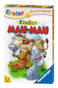 Ravensburger 204304  Kinder Mau Mau, Kartenspiel