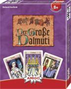 AMIGO 06920 Der Große Dalmuti, Kartenspiel, für 4-8 Spieler, Spieldauer: 15 Minuten, ab 8 Jahren