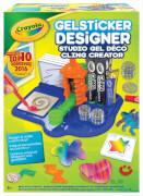AMIGO 72209 Crayola Gelsticker Designer