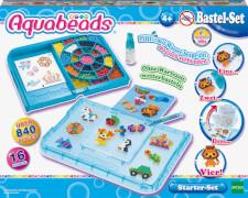Aquabeads Starter Set Blau 840 Perlen