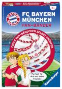 Ravensburger 183449 Freundschaftsbändchen FC Bayern, Bastelset