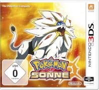 Nintendo,''3DS Pokémon Sonne''