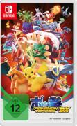 Nintendo Switch Pokémon Tekken DXab 12 Jahre