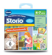 VTech 80-233704 - Lernspiel Märchenstunde (Storio 2, Storio 3S), ab 4 - 7 Jahre