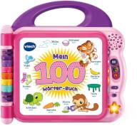 Vtech 80-601554 Mein 100-Wörter-Buch pink