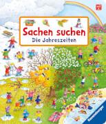 Ravensburger 43621 Bilderbuch: Sachen suchen - Die Jahreszeiten