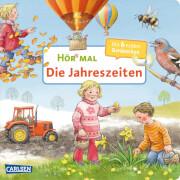 Hör mal: Die Jahreszeiten, Pappbilderbuch, 14 Seiten, ab 24 Monate - 4 Jahre